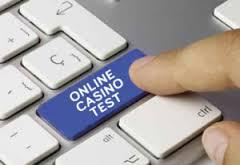 Online Casino Test