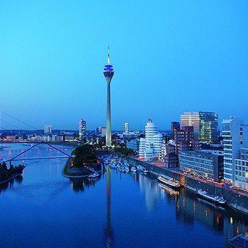 Die Spielbank von Düsseldorf