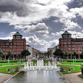 Spielbank in Mannheim