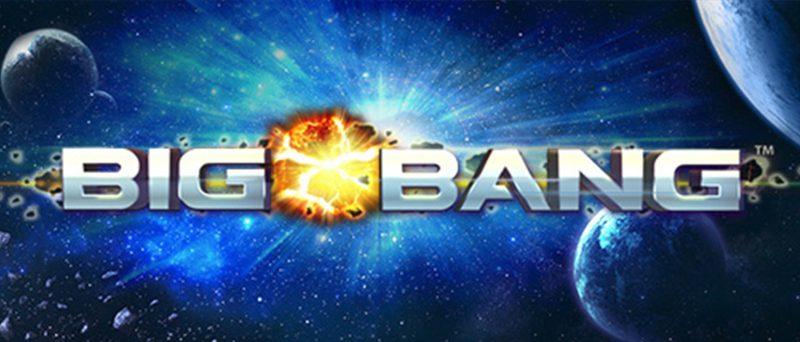 Big Bang Netent Slot Spiel