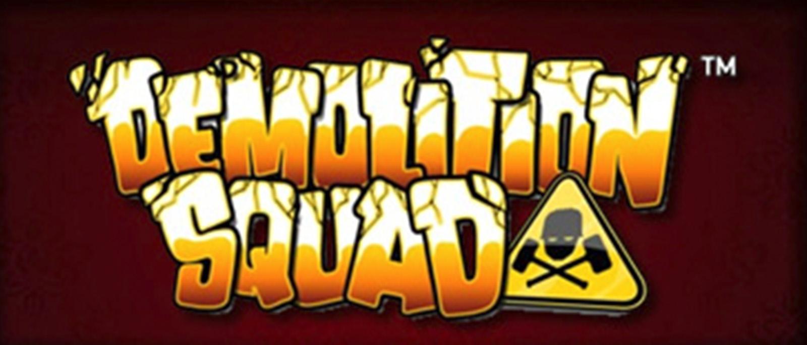 Demolition Squad Spielautomat