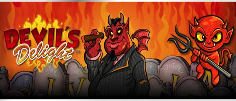 DEVIL'S DELIGHT Netent Slot