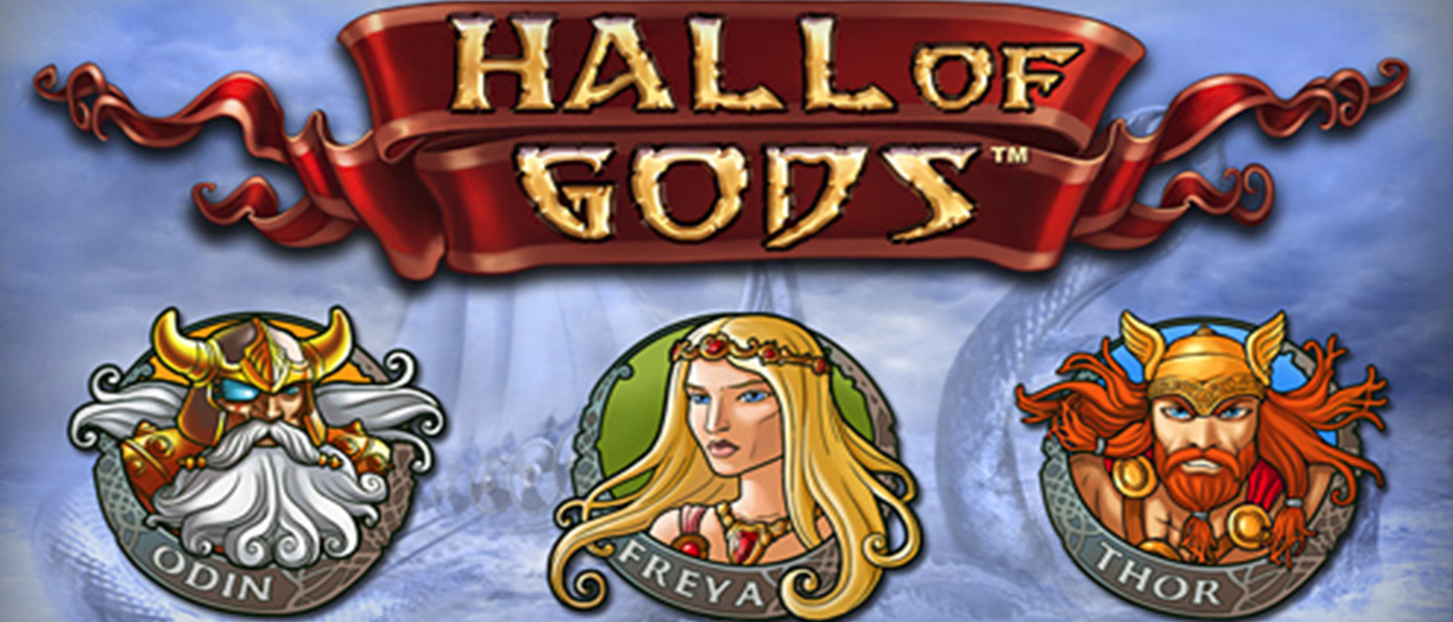 Hall of Gods Slot Spiele