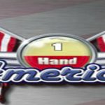 Netent All American 1 hand Videopoker