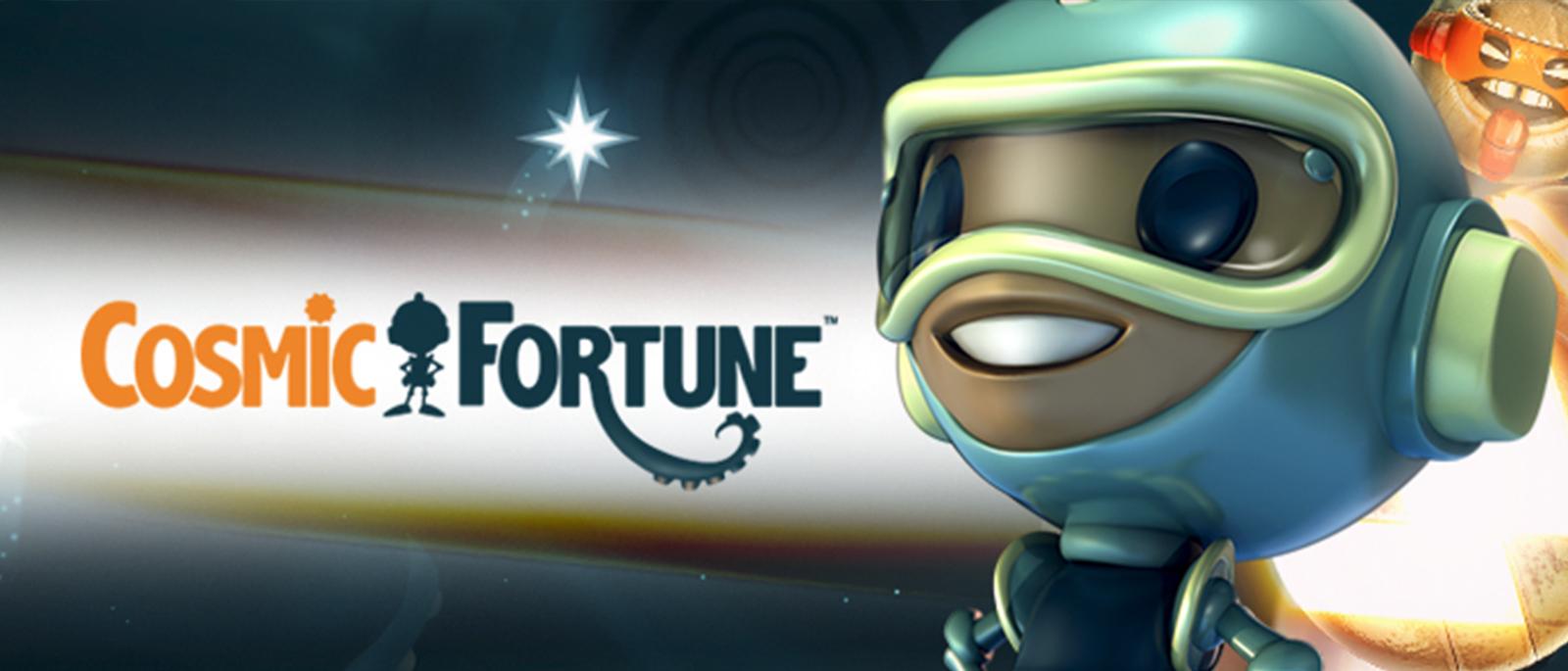 Cosmic Fortune Slot Spiele
