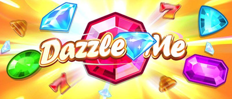 Dazzle me Netent Spielautomat