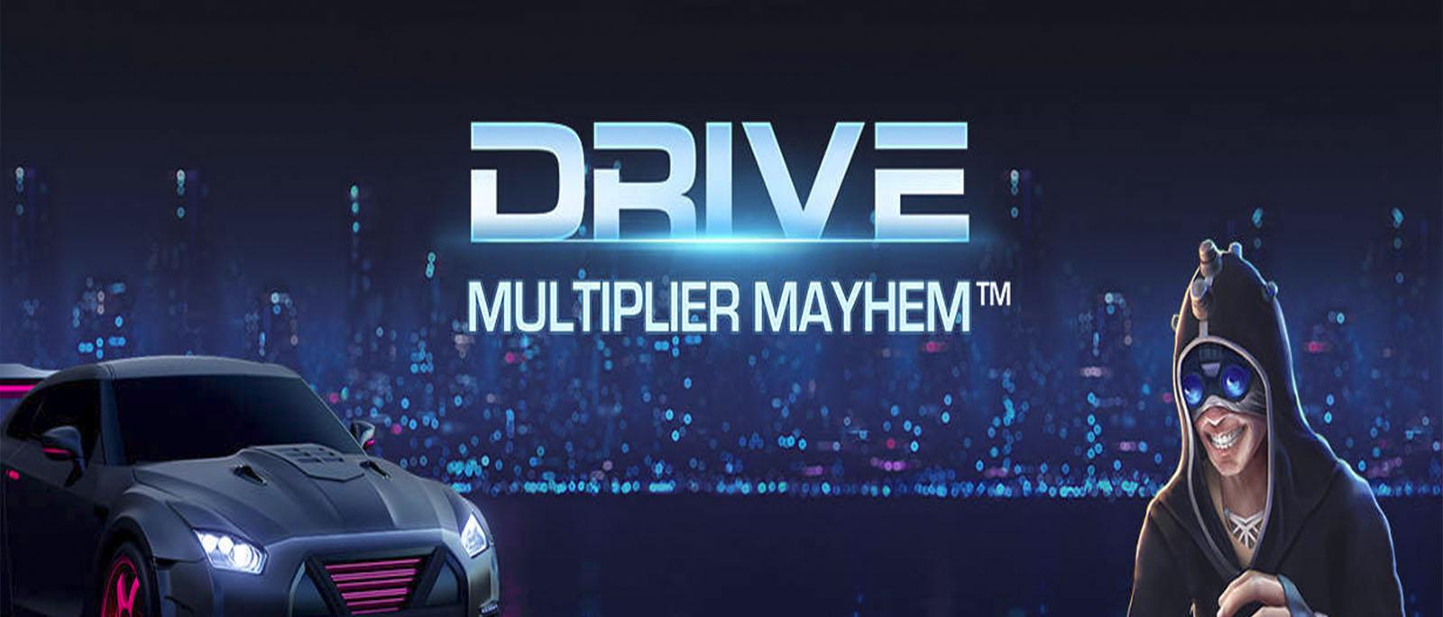 drive multiplier mayhem spielen