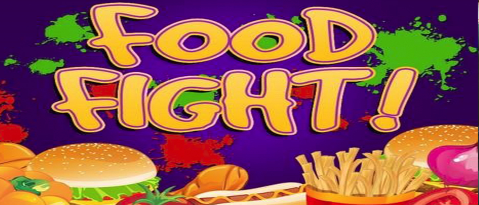 Food Fight Realtime Gaming Spielautomat