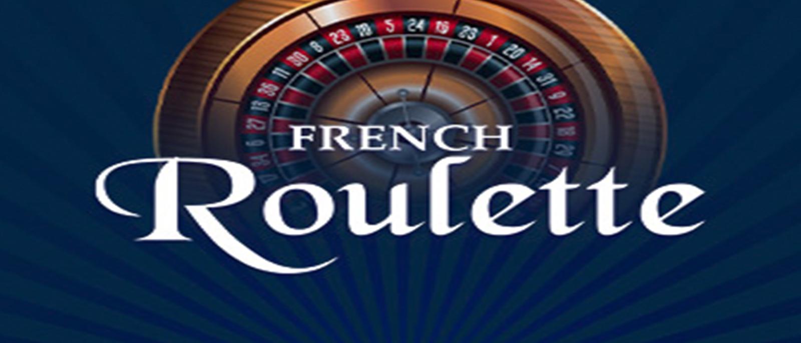French Roulette Netent Spiel