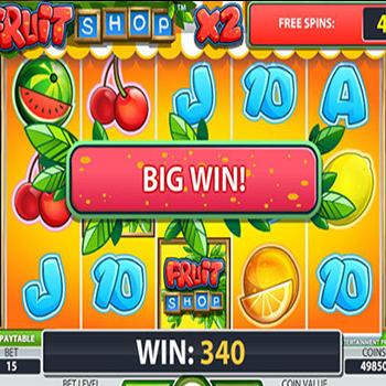 Netent Fruit Shop Slot Spiele