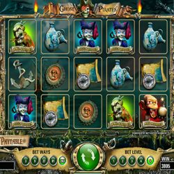 Netent Slot Spiel Ghost Pirates