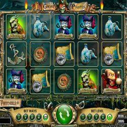 Netent Slot Spiel Ghost Pirates