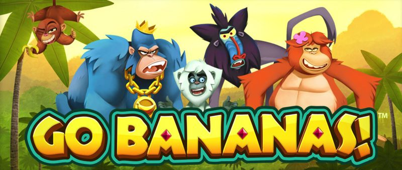 Go Bananas Spielautomat