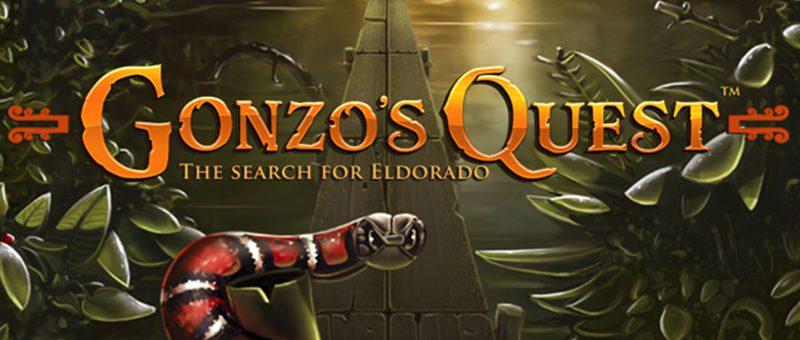 Gonzos Quest Slot Spiele