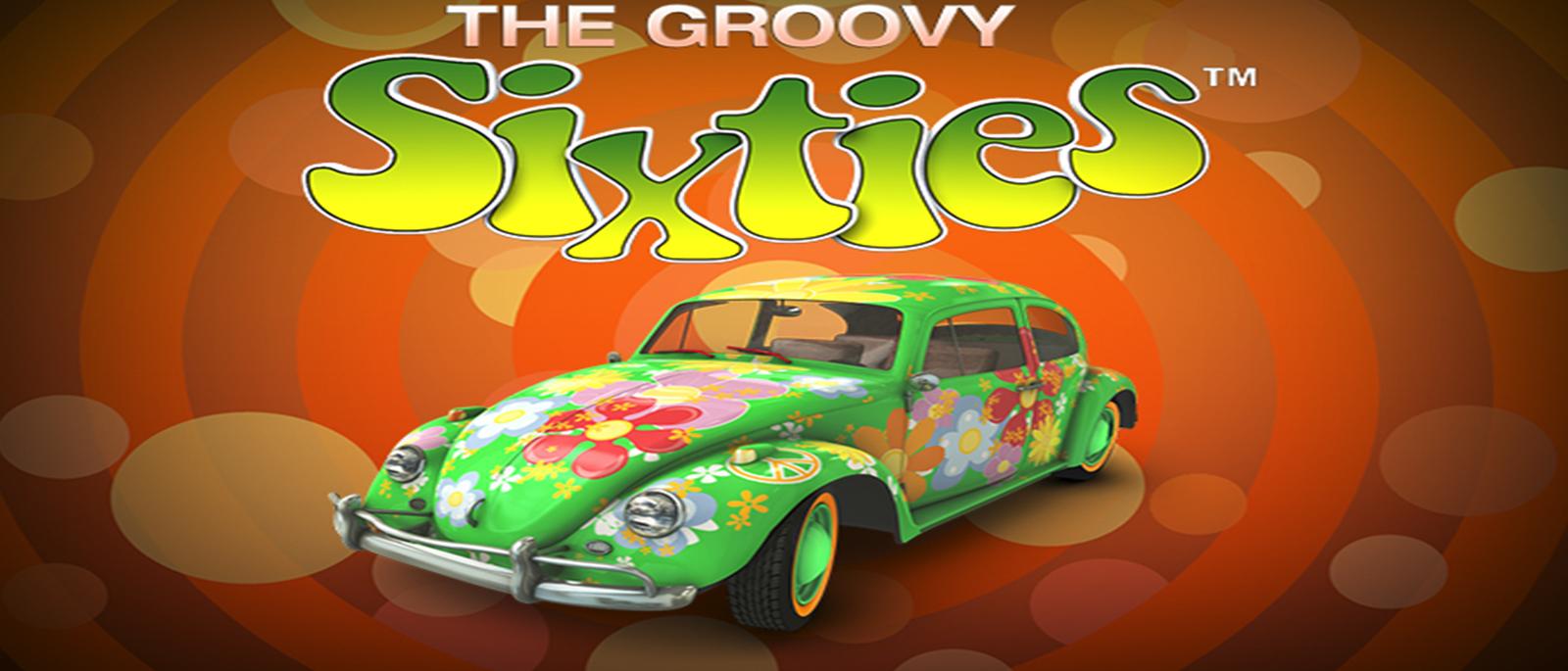 Groovy Sixties Net Entertainment Spielautomat