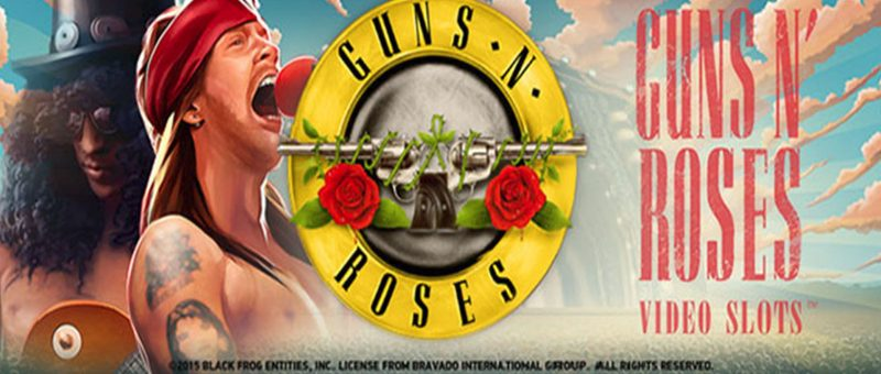 Guns n Roses Netent Spielautomat