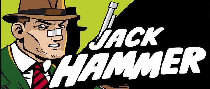 JACK HAMMER SPIELAUTOMAT EINLEITUNG
