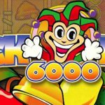 Jackpot 6000 Net Entertainment Slot Spiel