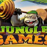 JUNGLE GAMES SPIELAUTOMAT EINLEITUNG