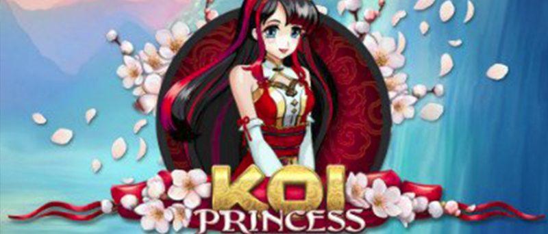 Koi Princess Netent Slot Spiel