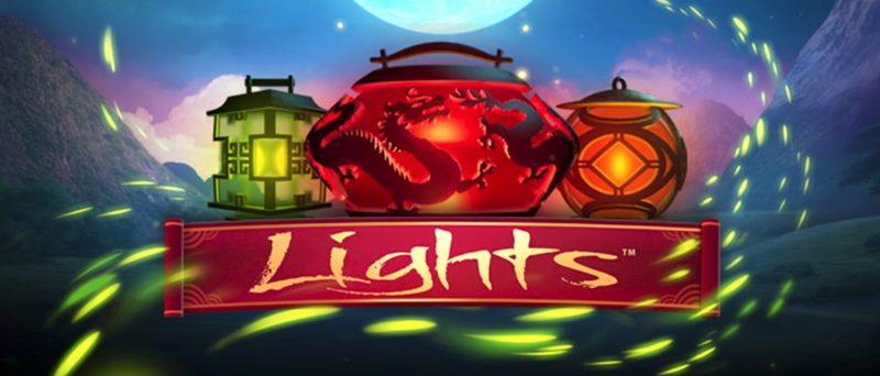 Lights Spielautomat von Net Entertainment