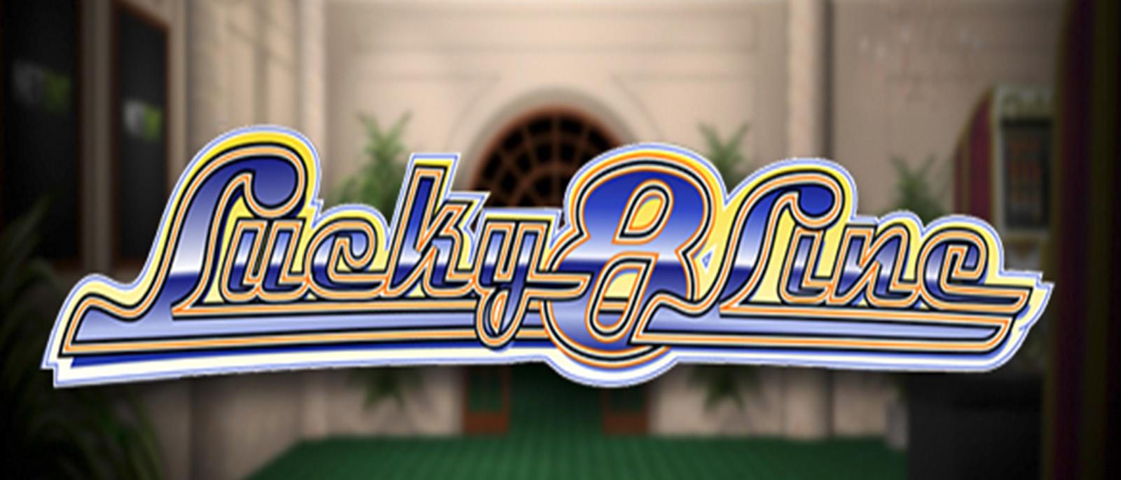 Net Entertainment Lucky 8 Line Slot Spiele