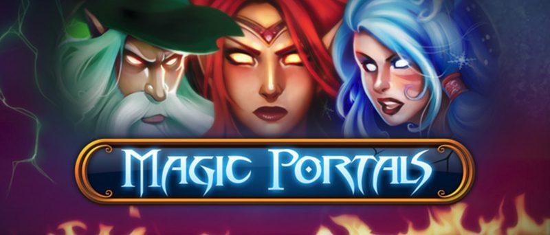 Einführung zum Videospiel Magic Portals