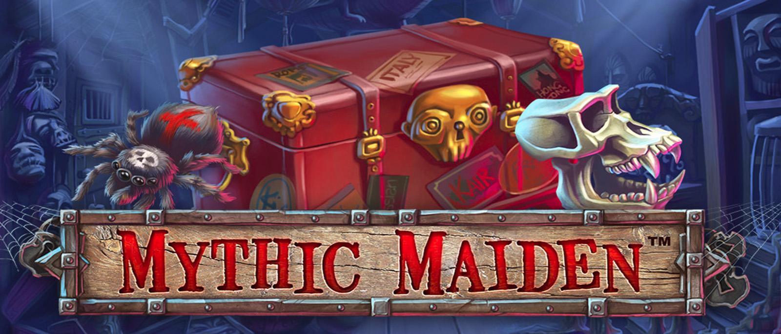 Spiele den Mythic Maiden Slot bei Casumo.com