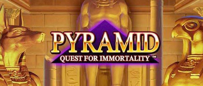 Pyramid quest for immortality Netent Slot
