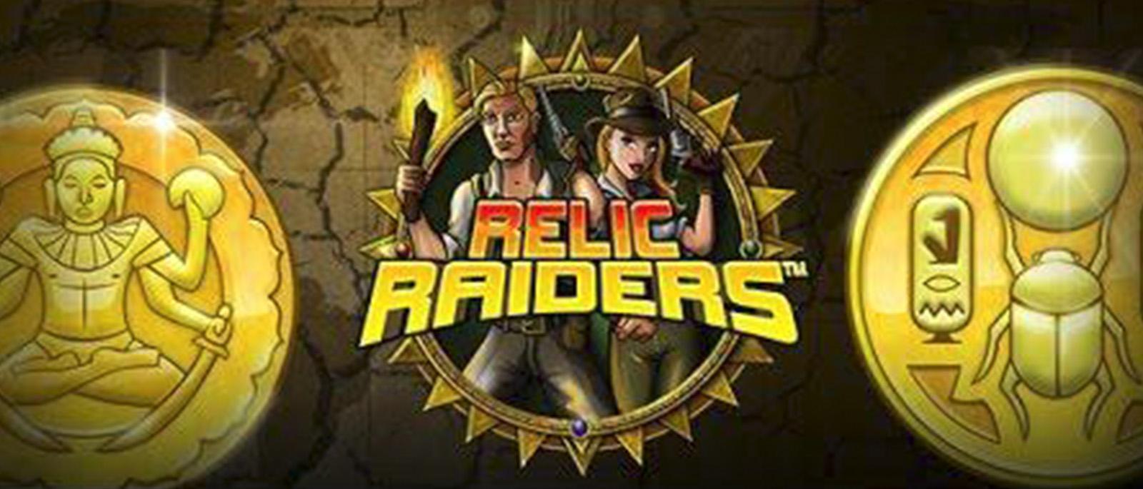 Einführung zu dem Videospiel Relic Raiders