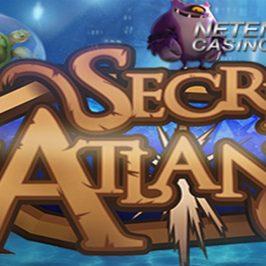 secrets of atlantis slot netent