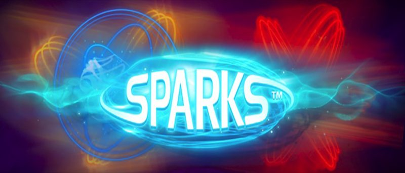 Sparks Netent Slot Spiel