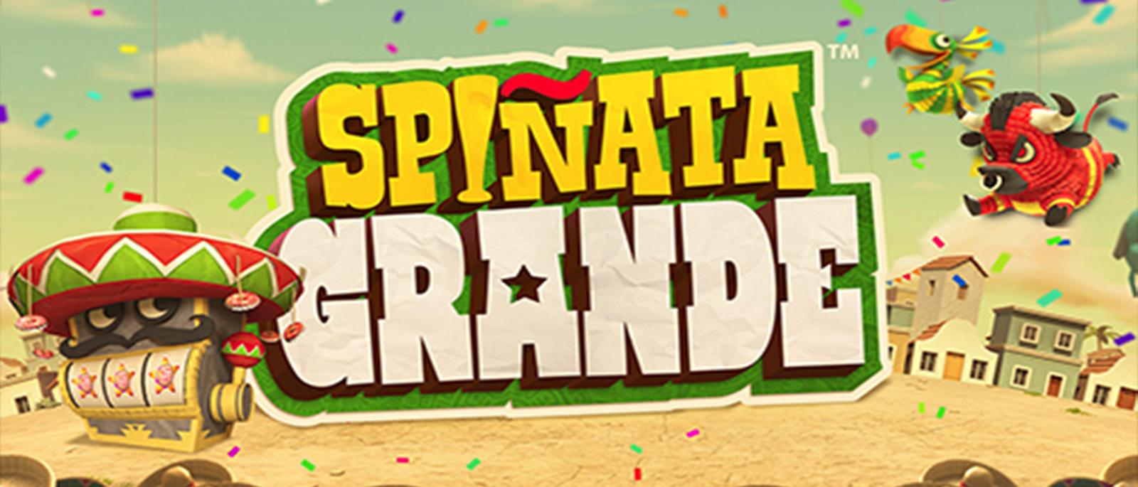 Netent Slot Spinata Grande
