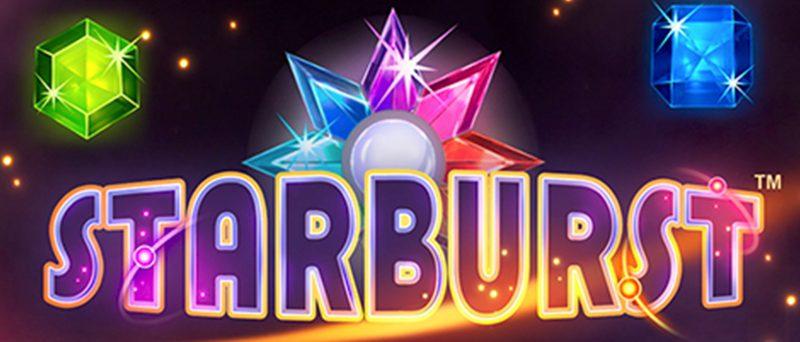 Starburst Slot Spiel Netent