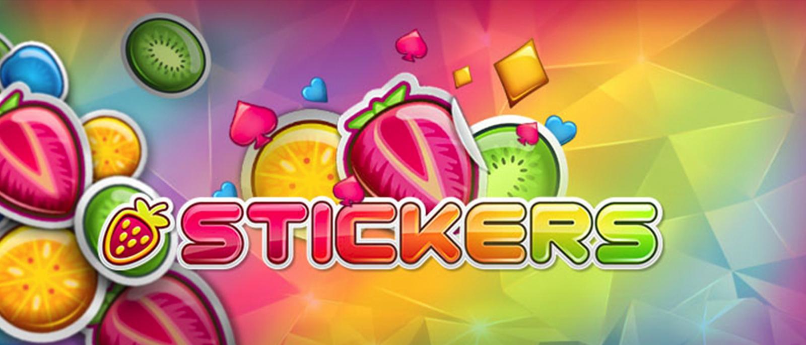 Netent Slot Spiel Stickers