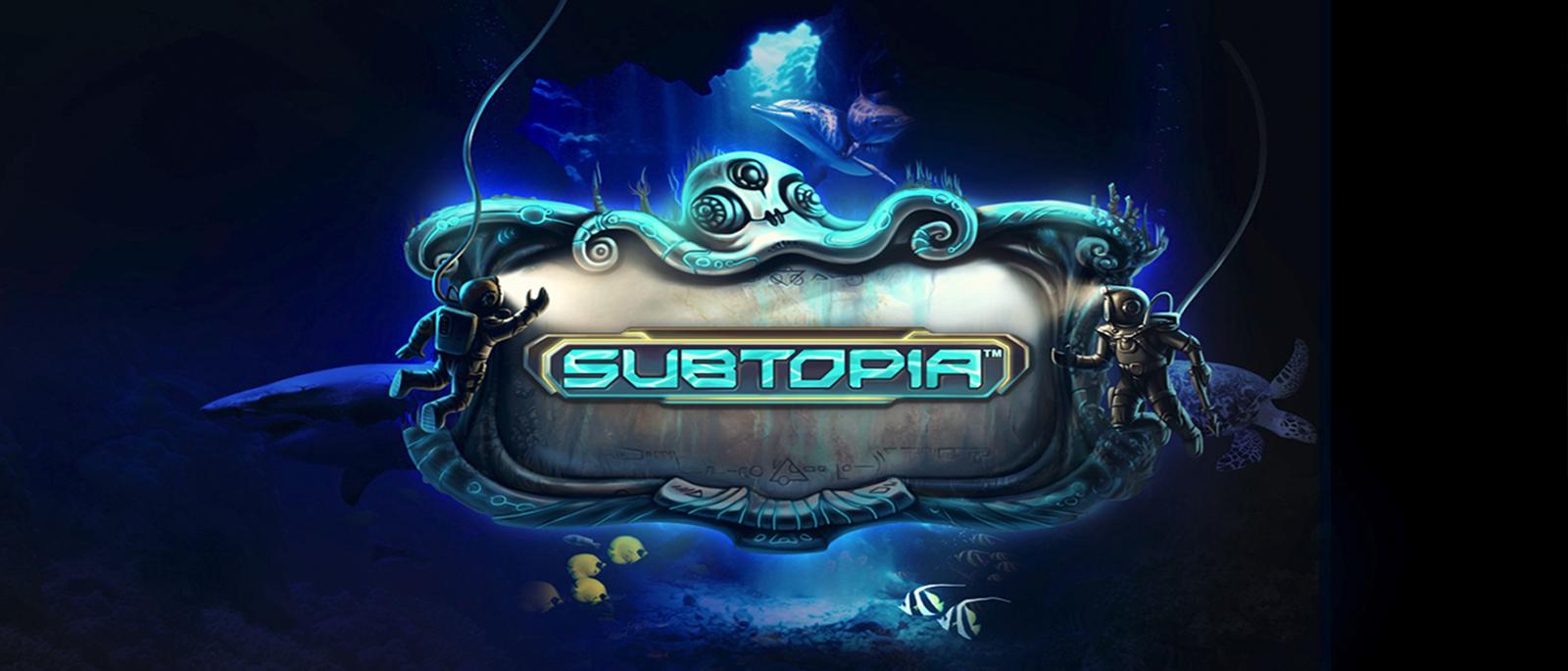 Net Entertainment Subtopia Slot
