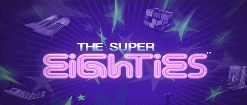 Netent Slot The Super Eighties