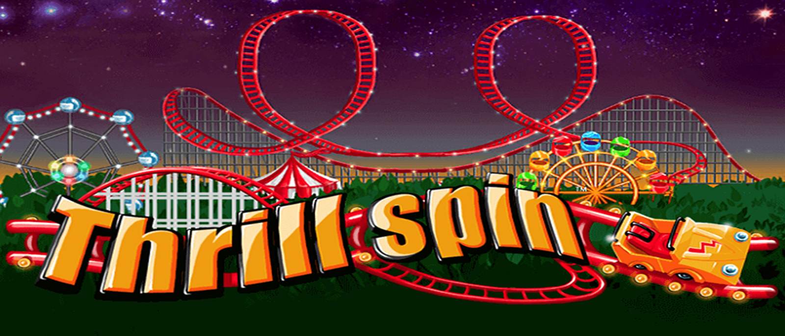 Thrill Spin Netent Spielautomat