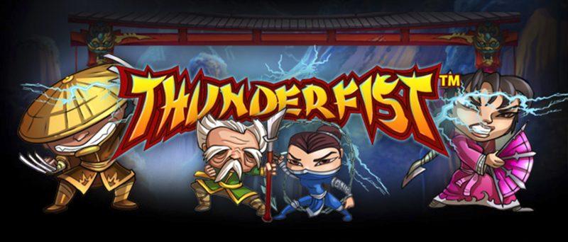Thunderfist Slot Spiel Netent
