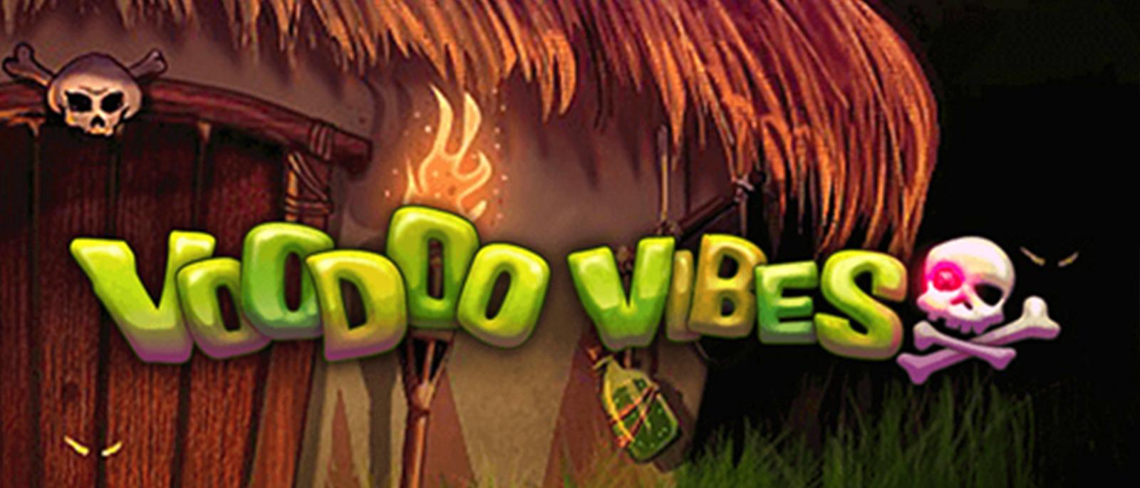 Voodoo Vibes Netent Spielautomat