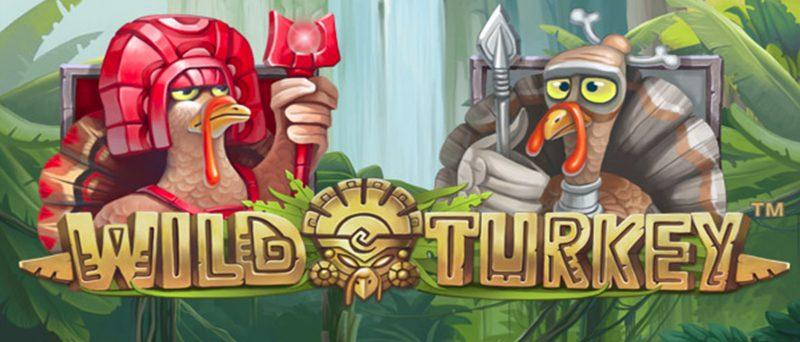 Net Entertainment Spielautomat Wild Turkey