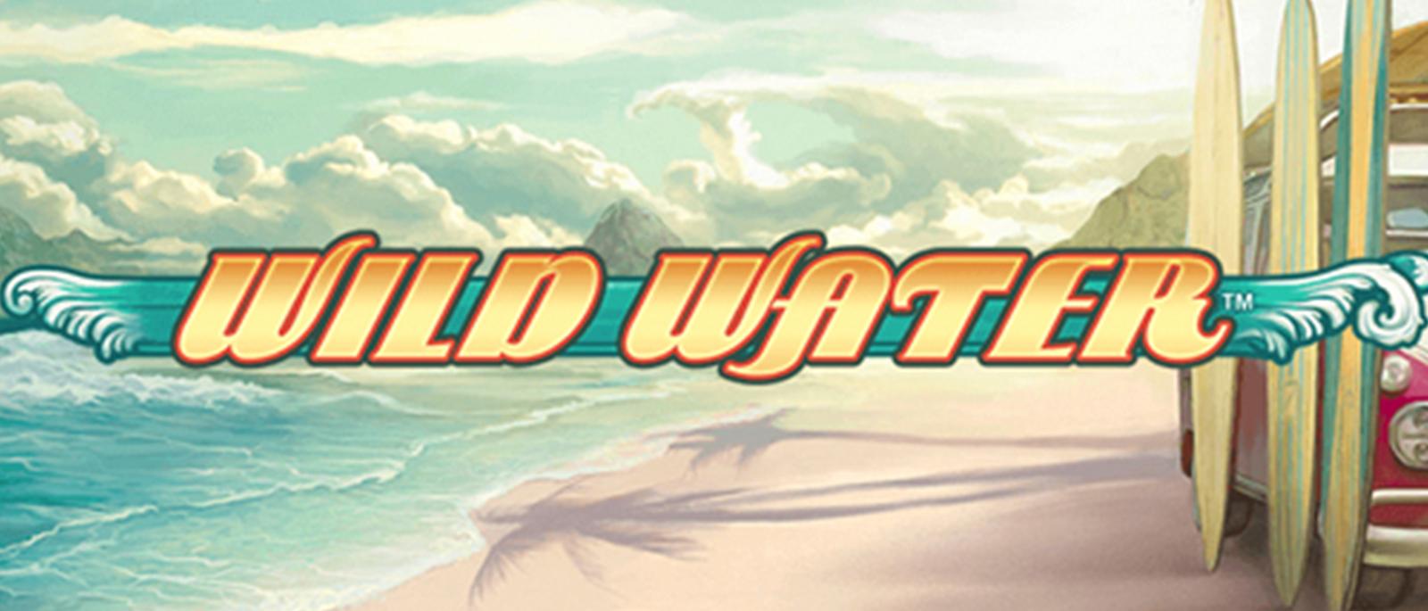 Wild Water Spielautomat Netent