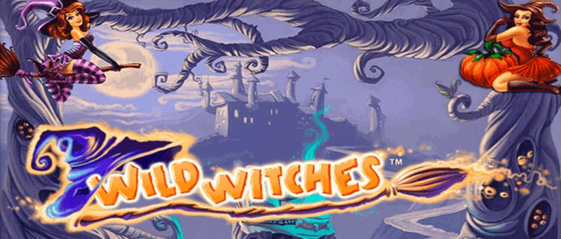 Netent Wild Witches Spielautomat