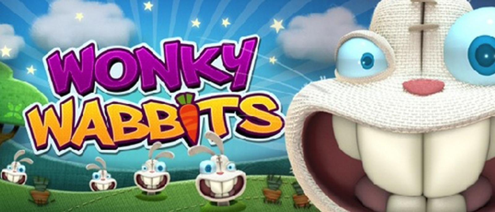 Wonky Wabbits Netent Spielautomat