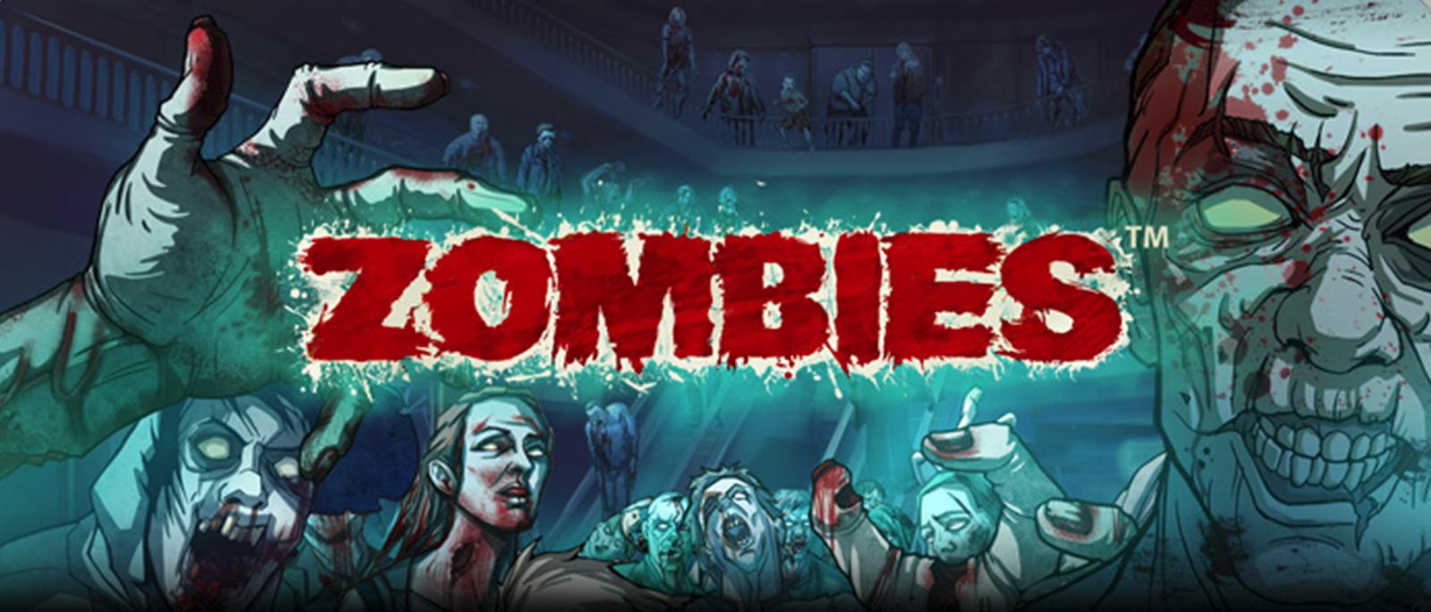 Zombies Net Entertainment Spielautomat
