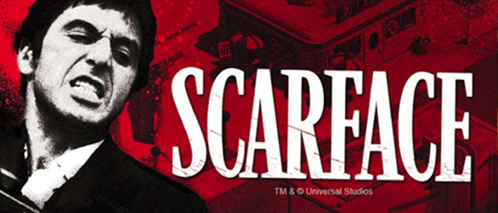 Scarface Slot Netent