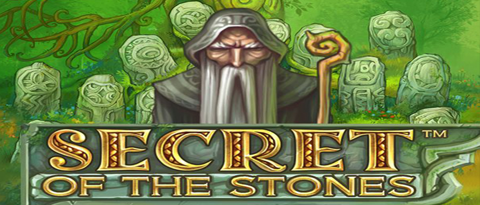 Secret of the stones Net Entertainment Slot Spiel