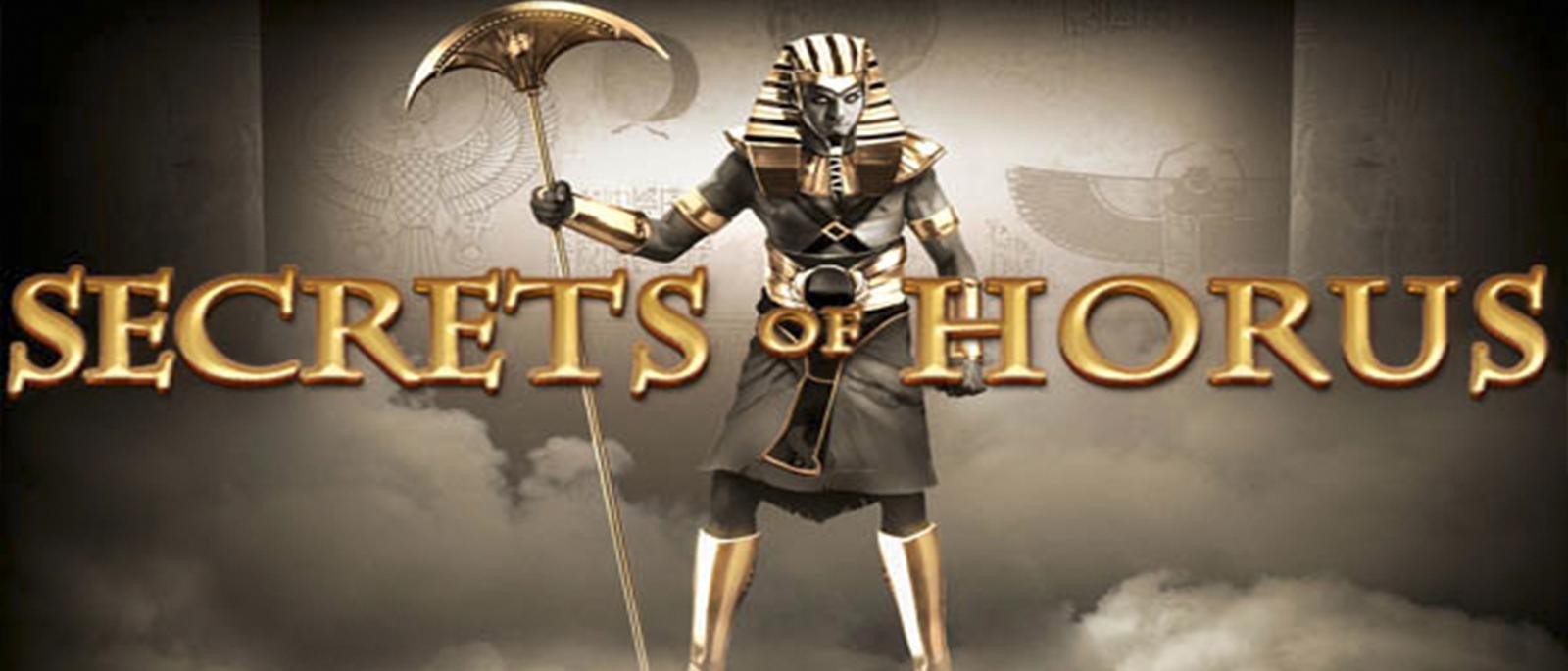 Secrets of horus Netent Slot Spiel