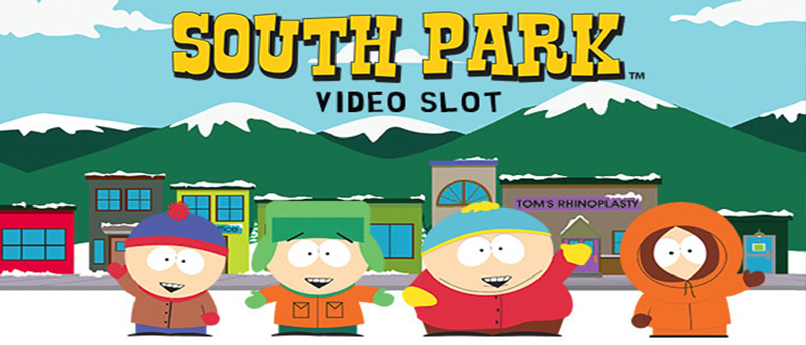 South Park Video Slot Netent