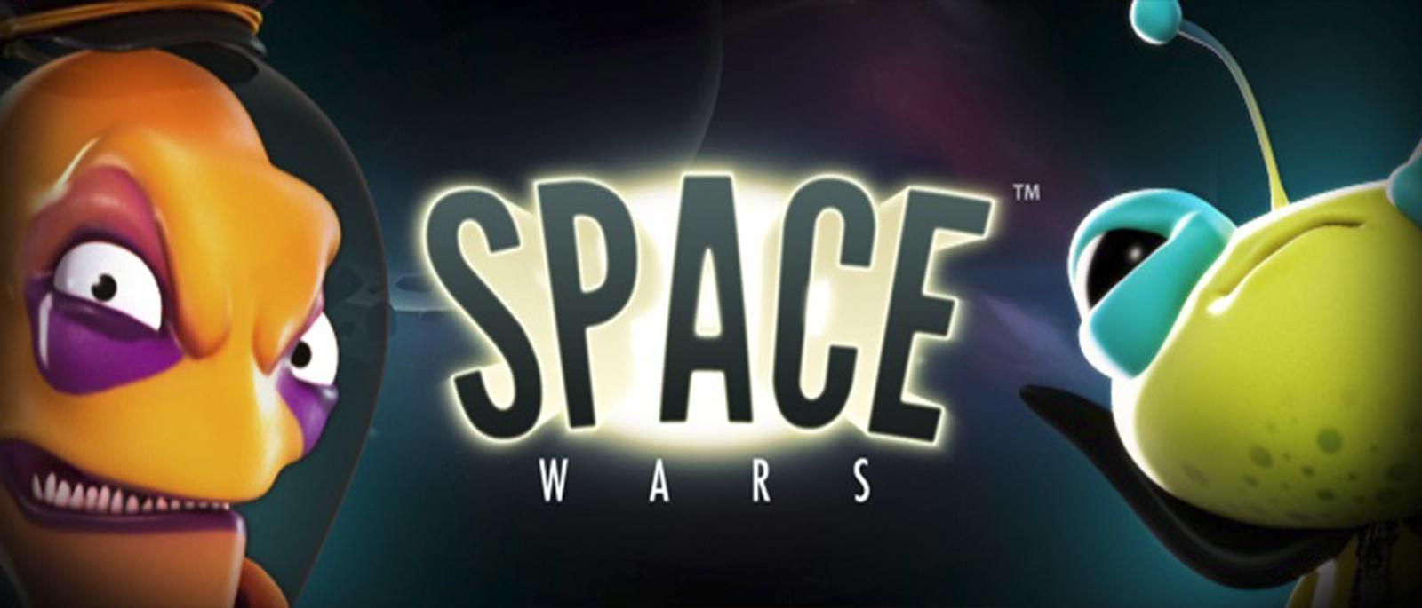 Space Wars Slot Spiele